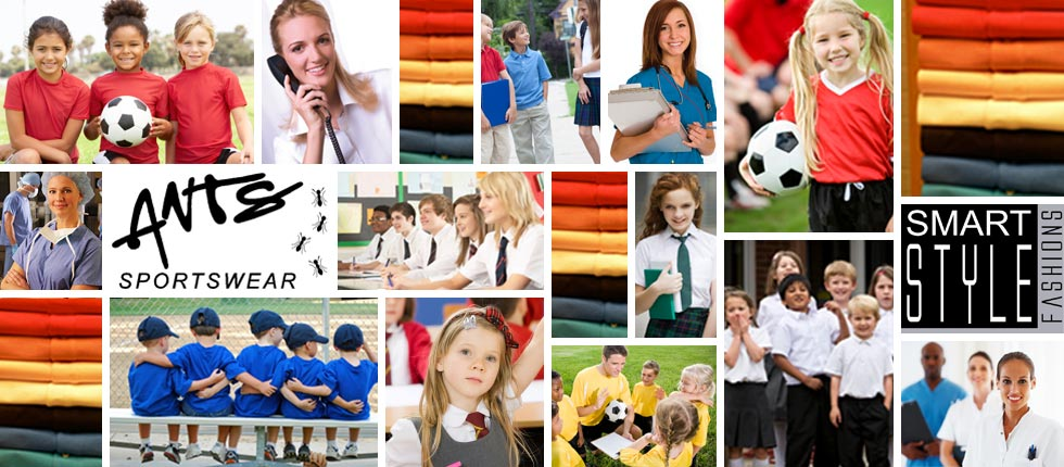 Smartstyle Fashions and our school wear division Ants Sportswear have been providing quality uniforms at competitive prices for over 23 years in Queensland.